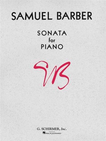Sonata: Piano (Schirmer Ed)