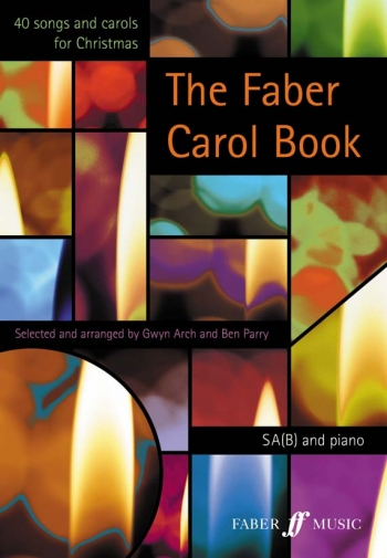 Faber Carol Book: Vocal: SAB: Christmas