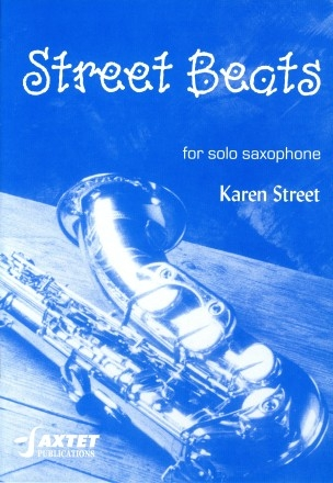 Street Beats: Studies: Alto Or Tenor Saxophone