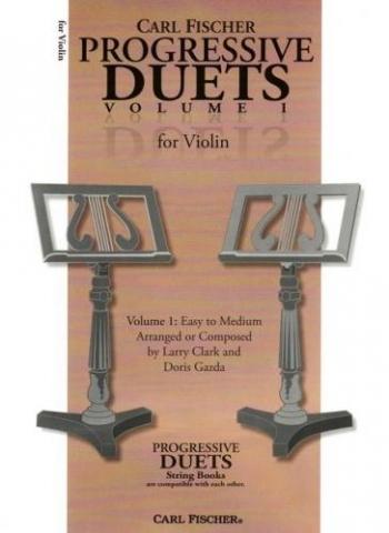 Progressive Duets: 1: Violin Duet