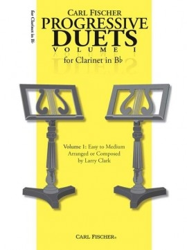 Progressive Duets: Vol.1: Clarinet Duet