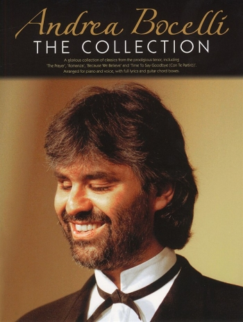 Andreas Bocelli: The Collection: Piano Vocal Guitar