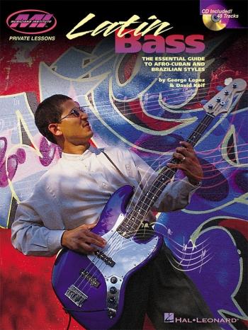 Latin Bass: Book & CD