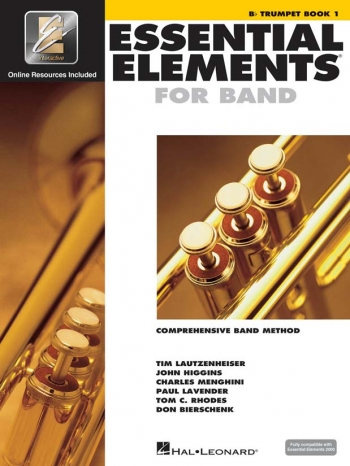 Essential Elements 2000 Book 1: Trumpet Bb Download Or Order Free Cd Rom