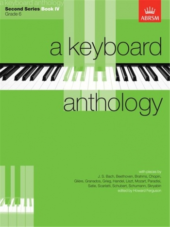 Keyboard Anthology: 2nd Series: Book 4: Piano (ABRSM)