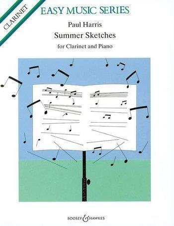 Summer Sketches: Clarinet (Paul Harris)