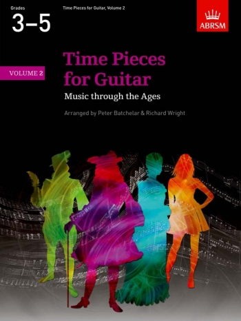 Time Pieces For Guitar Vol.2: Guitar & Piano (ABRSM)