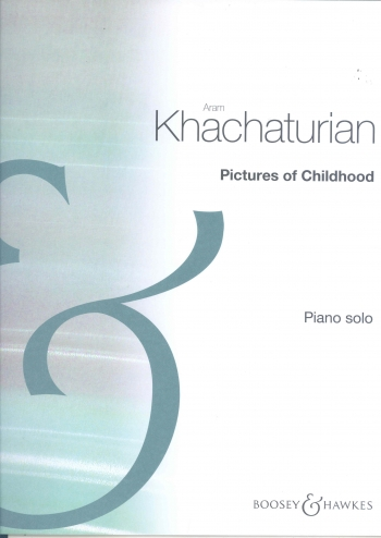 Pictures Of Childhood: Piano (Boosey & Hawkes)