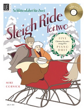 Sleigh Ride For Two: 5 Christmas Favourites For Piano Duet