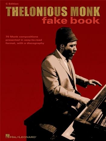 Thelonius Monk Fake Book: C Instruments: Various: Jazz