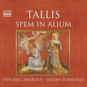Spem In Alium: Naxos : Cd: Recording