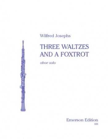 3 Waltzes And A Foxtrot Oboe & Piano (Emerson)