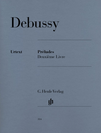 Preludes Vol.2: Piano (Henle)