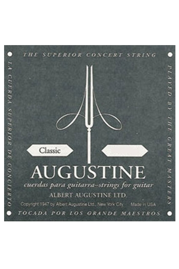 Augustine Black Label Strings