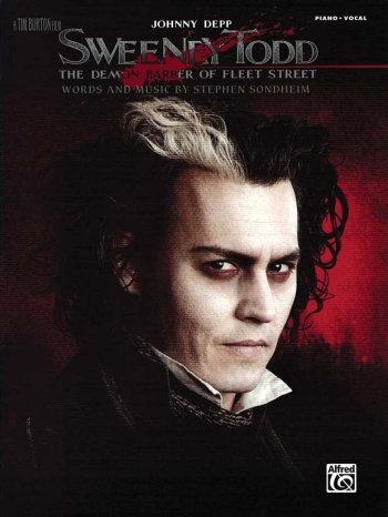 Johnny Depp Is Sweeney Todd The Demon Barber Of Fleet Street