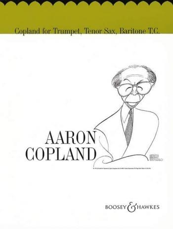 Copalnd 2000 For Trumpet: Separate Part - Trumpet/tenor Saxophone/baritone(Boosey & Hawke)