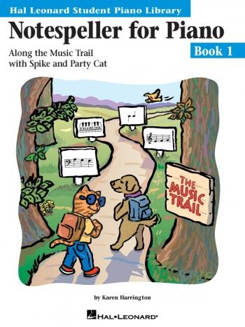 Hal Leonard Student Piano Library: Book 1: Notespeller