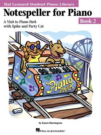 Hal Leonard Student Piano Library: Book 2: Notespeller