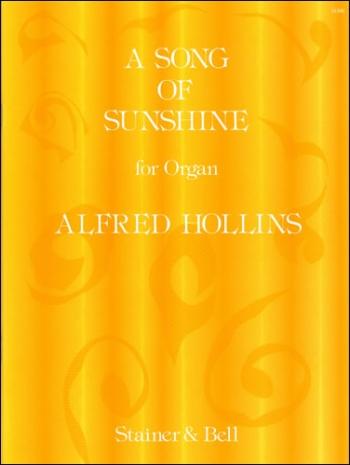 A Song Of Sunshine: Organ