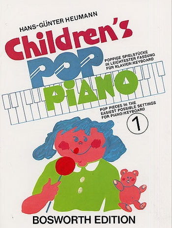 Childrens Pop Piano: Book 1