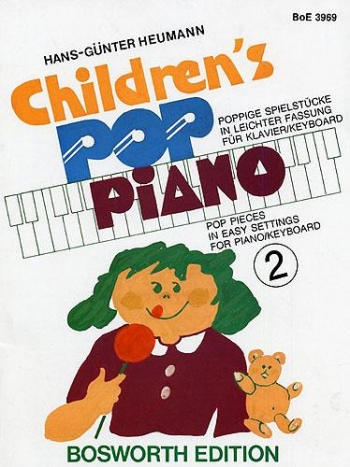 Childrens Pop Piano: Book 2