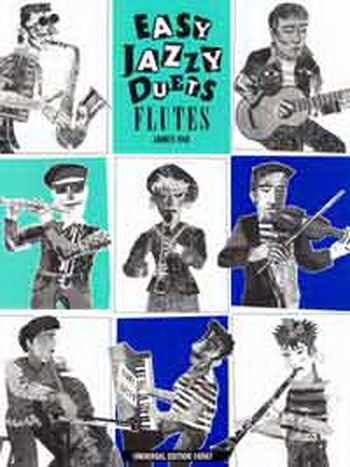 Easy Jazzy Duets: Flutes