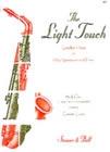 Light Touch: Book 1:  Alto Saxophone & Piano