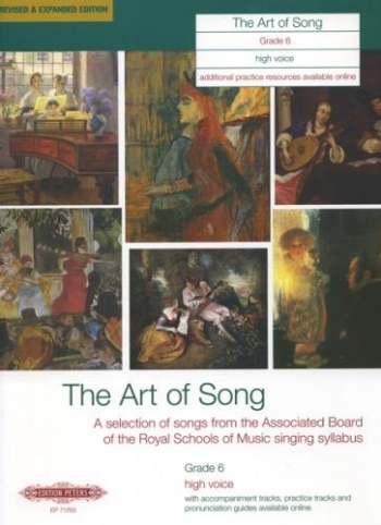 Art Of Song: Grade 6: High Voice: Revised And Expanded