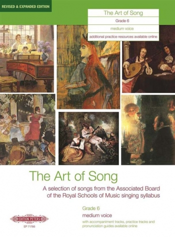 Art Of Song: Grade 6: Medium Voice: Revised And Expanded