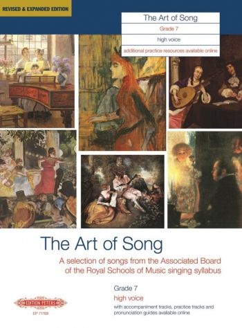 Art Of Song: Grade 7: High Voice: Revised And Expanded