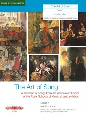 Art Of Song: Grade 7: Medium Voice: Revised And Expanded