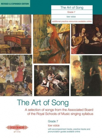 Art Of Song: Grade 7: Low  Voice: Revised And Expanded