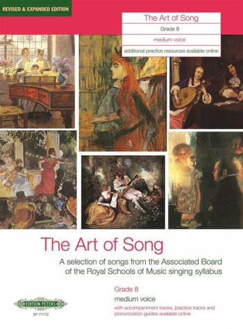 Art Of Song: Grade 8: Medium Voice: Revised And Expanded
