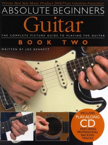 Absolute Beginners Guitar: Book 2
