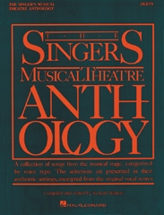 Singers Musical Theatre Anthology: Duets