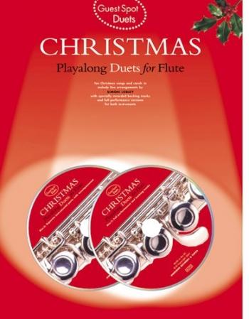 Guest Spot: Christmas: Flute Duet: Book & CD