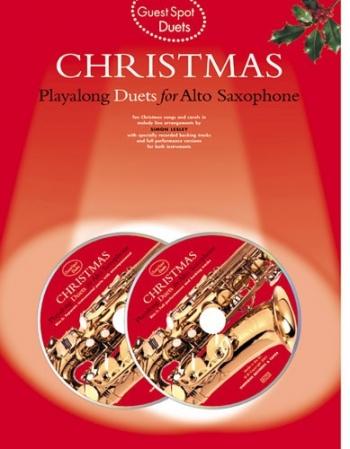 Guest Spot: Christmas: Alto Saxophone Duet