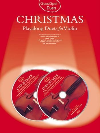 Guest Spot: Christmas: Violin Duet