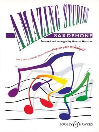 Amazing Studies: Alto Saxophone (Archive Copy)