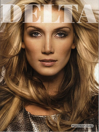 Delta Goodrem: Delta: Piano Vocal & Guitar
