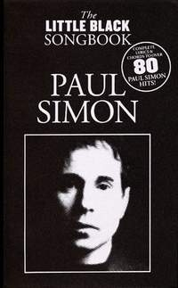 Little Black Songbook: Paul Simon: Lyrics & Chords