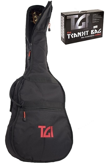 3/4 Classical Guitar Gigbag TGI Transit