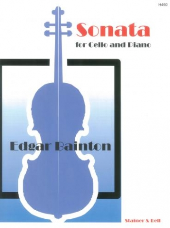 Sonata: Cello & Piano (Stainer & Bell)