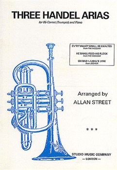 3 Arias: Trumpet and Piano