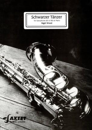 Schwarzer Tanzer: Alto Saxophone (Emerson)