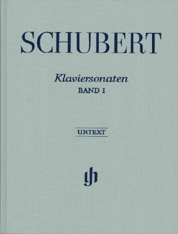 Piano Sonatas: Vol.1: Clothbound: Piano  (Henle Ed)