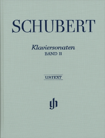 Piano Sonatas: Vol.2: Clothbound: Piano  (Henle Ed)