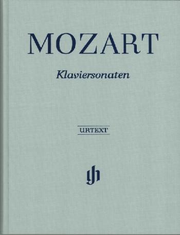 Piano Sonatas: Vol.1 & 2: Clothbound Piano (Henle)