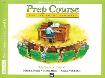Alfred Basic Prep Course For the Young Beginner Solo Book: Level C