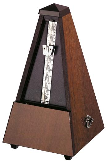Wittner 814 (Bell) Genuine Walnut Gloss Maelzel Metronome